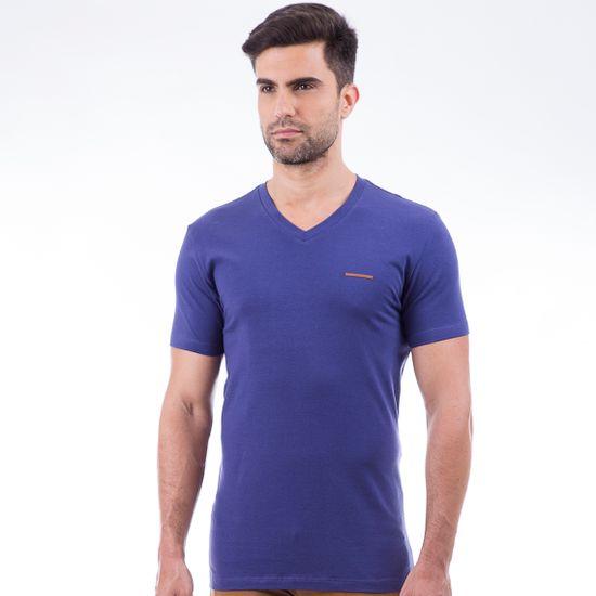Tshirt-drazzo-basica-gola-v-cotton